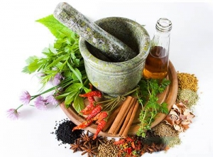 Pestle and Herbs